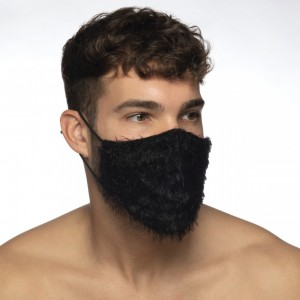 AC131 FEATHER FACE MASK